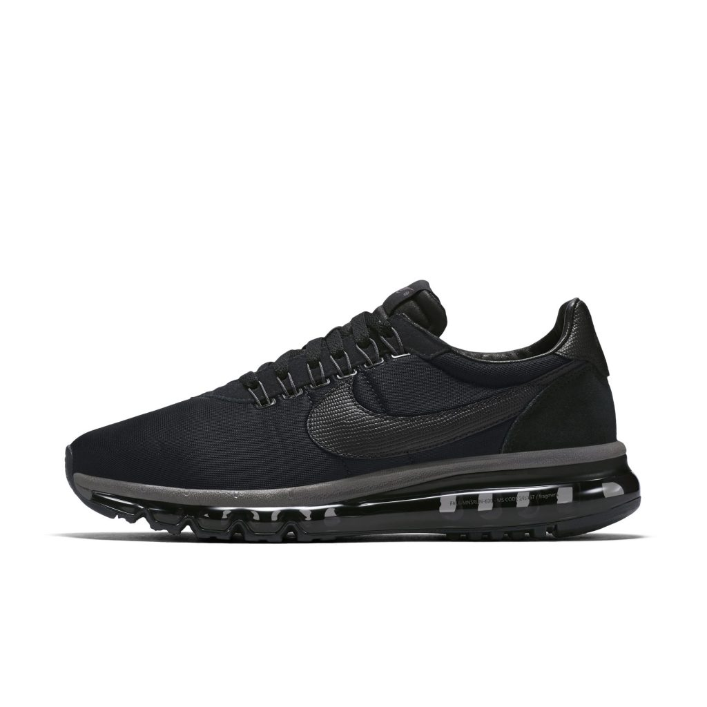 6e2bab03c7cd Air Max LTD 0 Fragment - Black - Side .