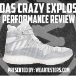 adidas Crazy Explosive Performance Review | NYJumpman23