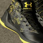 Get Up Close and Personal with the Under Armour Curry 3 Black/Taxi