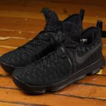 Check Out the Nike KD 9 in 'Triple Black'