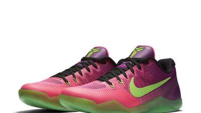 Kobe 11 Mambacurial Pink -1