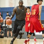 LeBron James Spreads a Message of Inspiration and Self-Belief on China Tour