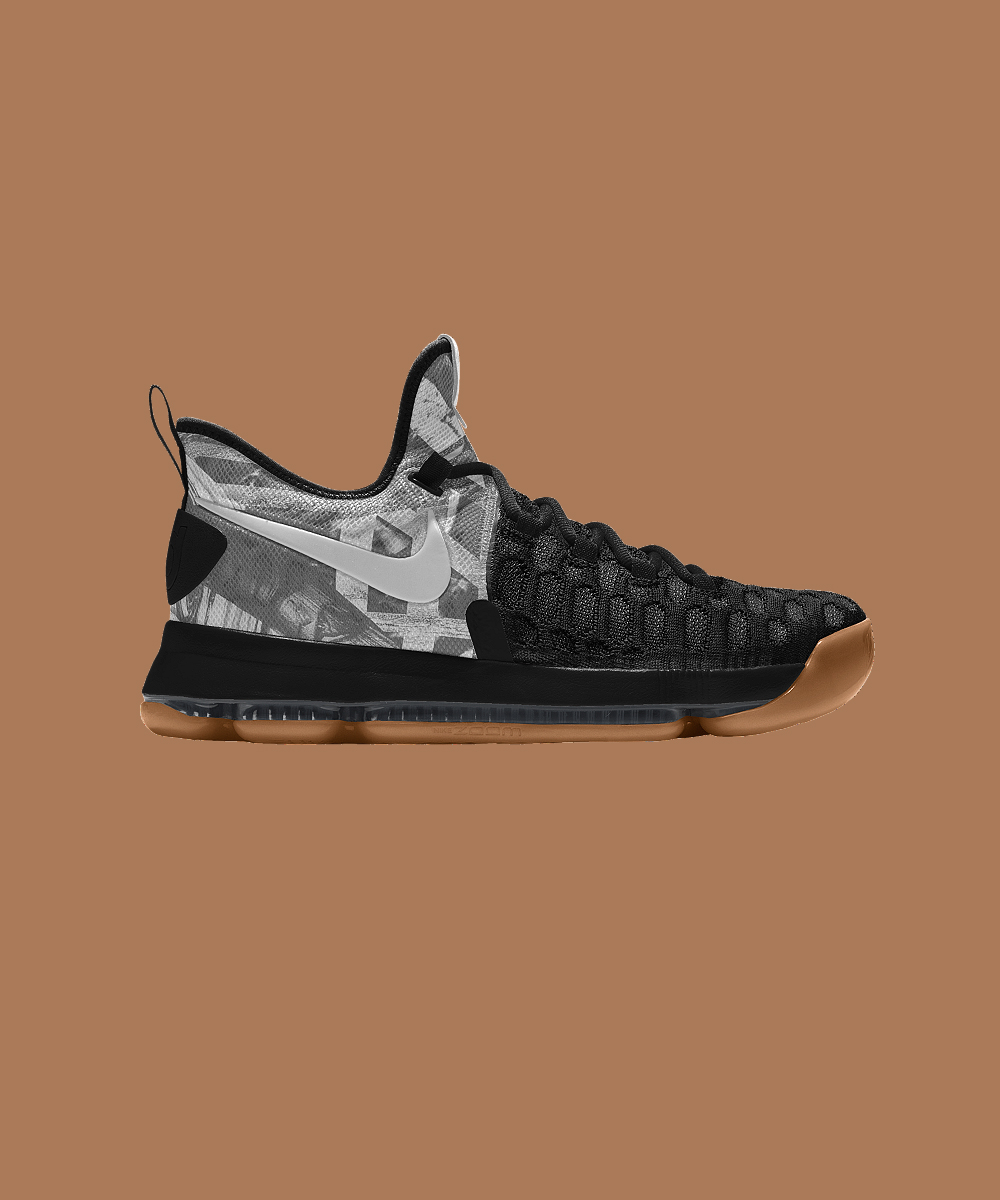 New Multi-Color Options for the KD 9 is Available on NikeiD-6