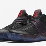 Nike Kyrie 2 'Black/Black Crimson' – Release Information