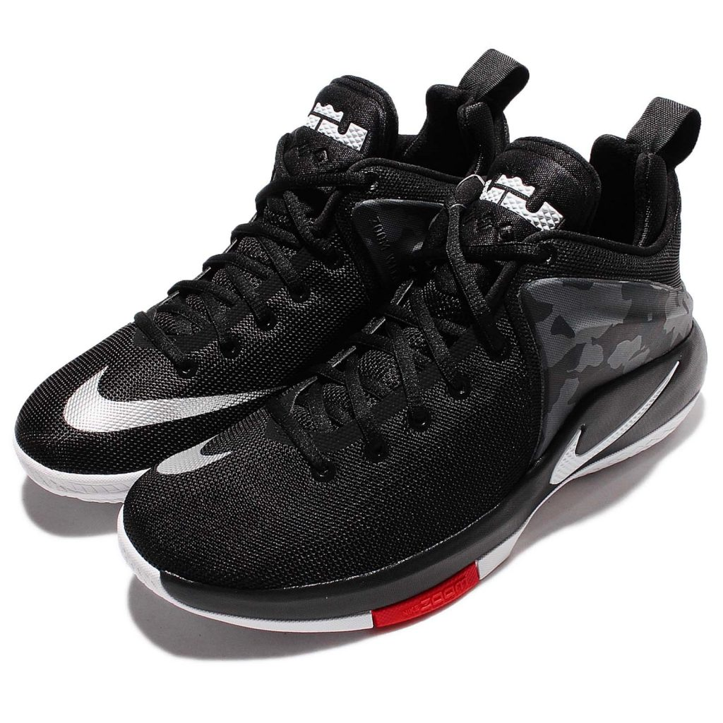 Citaten Zoon Free : Nike lebron witness sort lyserød