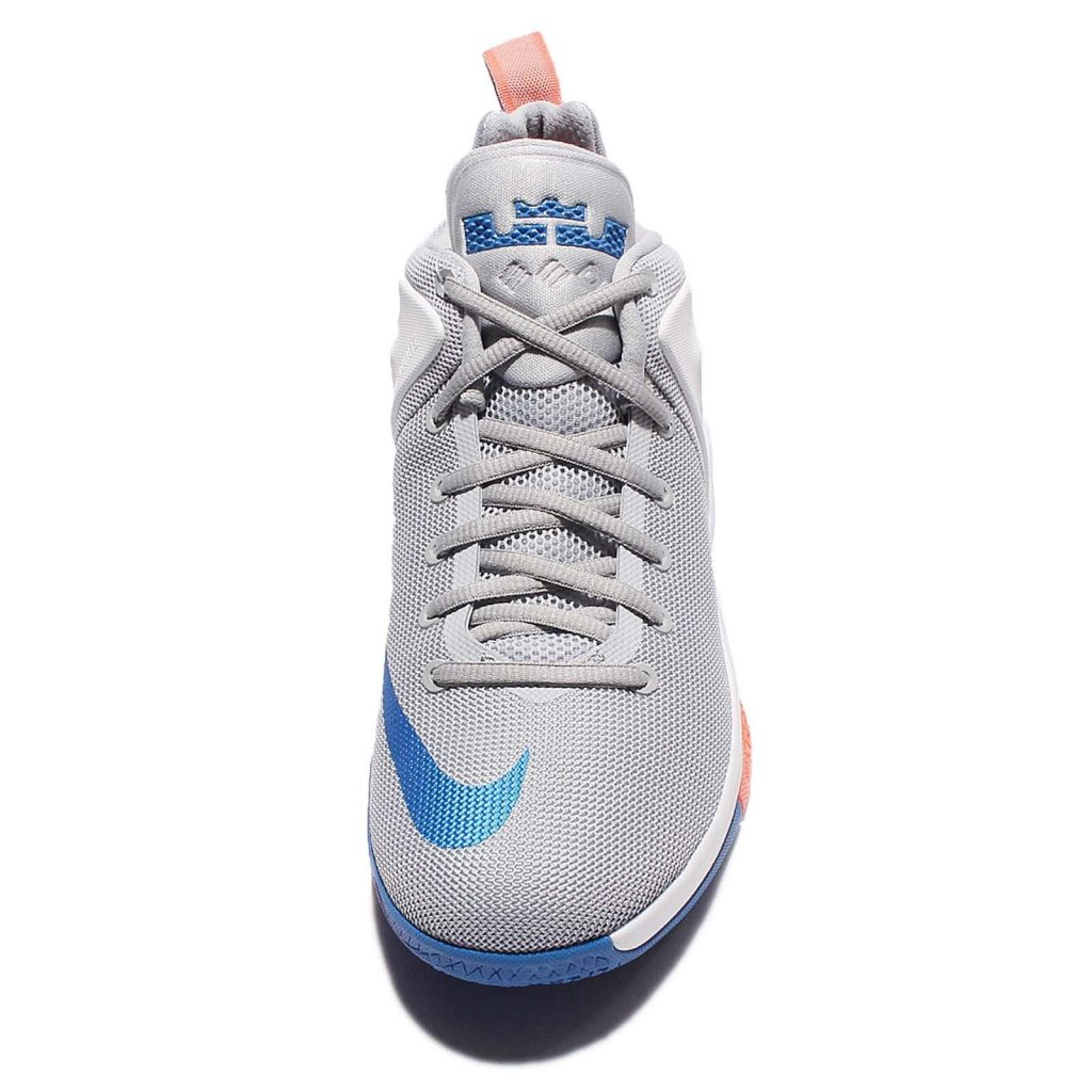 ... Nike Zoom Witness - Grey - Front