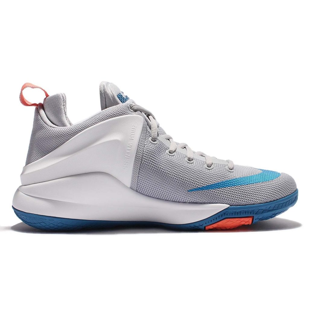 reputable site 92bbf 3d791 ... order mens basketball shoes nike lebron witness red sky blue 14ff3 fa43c