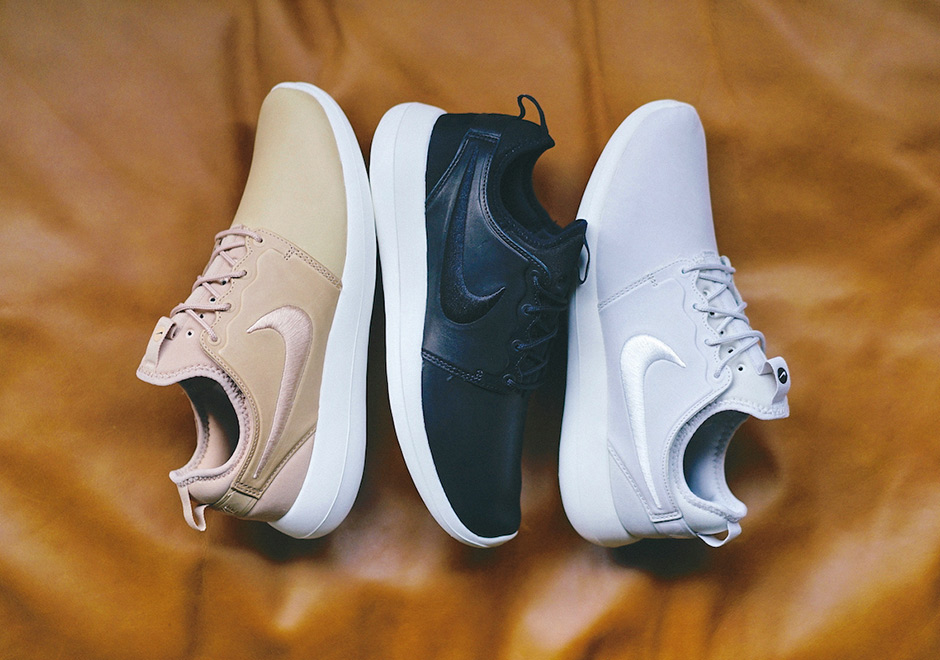 check out 6994b 710e3 New NikeLab Roshe Two Premium Drops Tomorrow - WearTesters