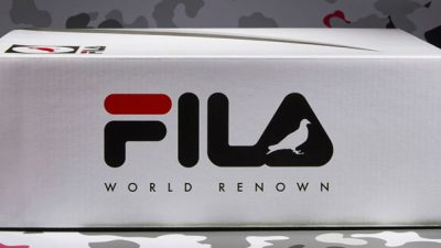 Staple x Fila Box