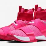 The Nike Zoom LeBron Soldier 10 'Kay Yow' Gets a Release Date