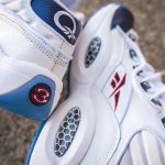 The Reebok Question 'Blue Toe' Releases in Limited Numbers