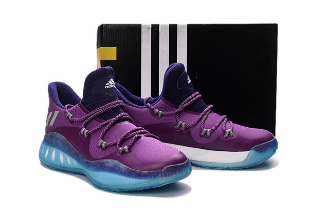 meet 809cd 7bfcd ... There are Fake adidas Crazy Explosive Lows Before the Authentic Low is  Released ...