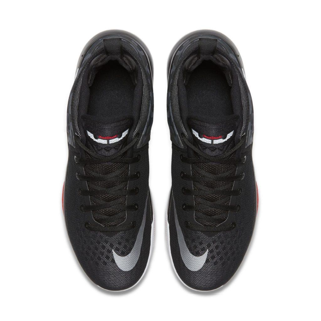 8648d26ce7d Nike Zoom Witness - Black - Top ...