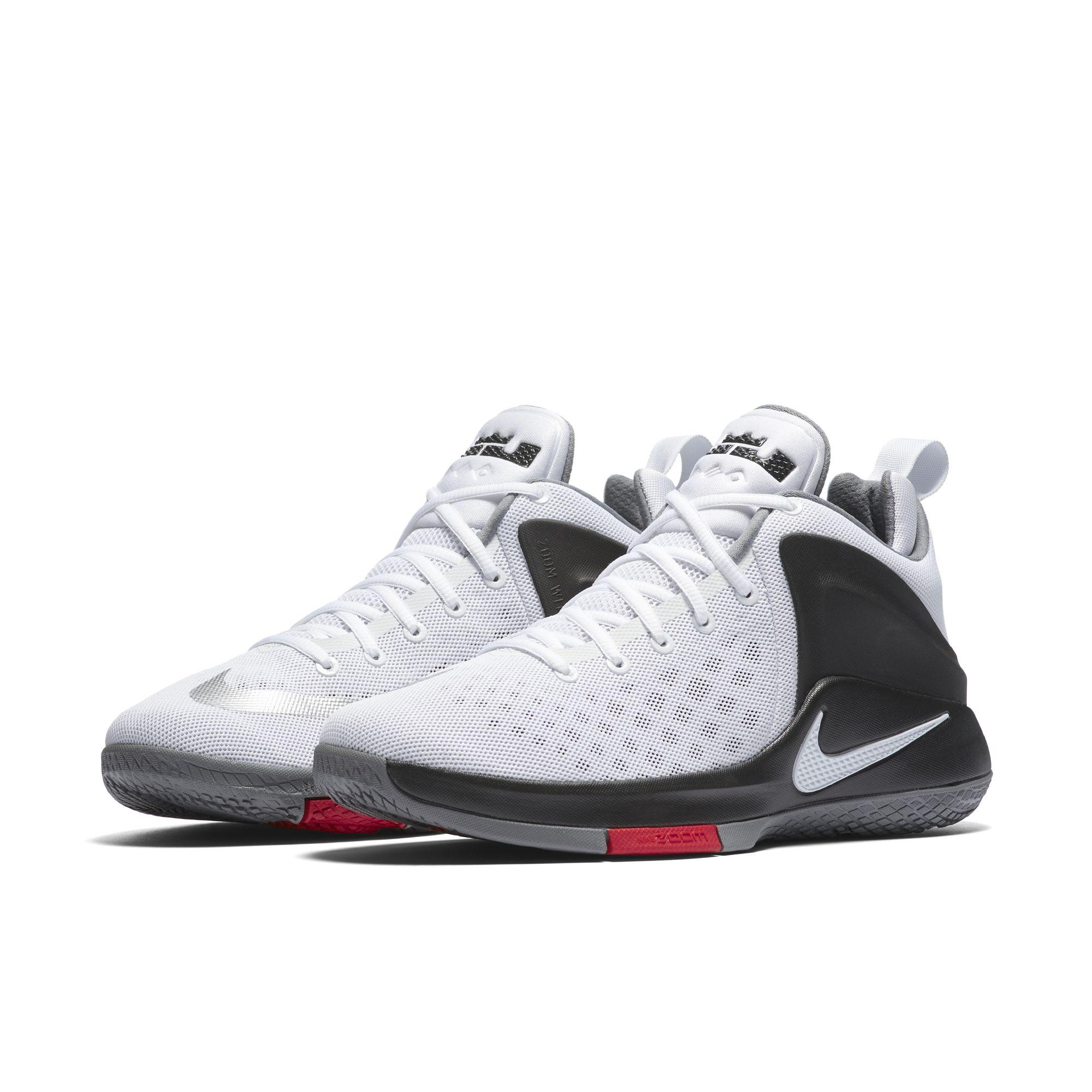 Nike Zoom Witness  White  Full Sep16