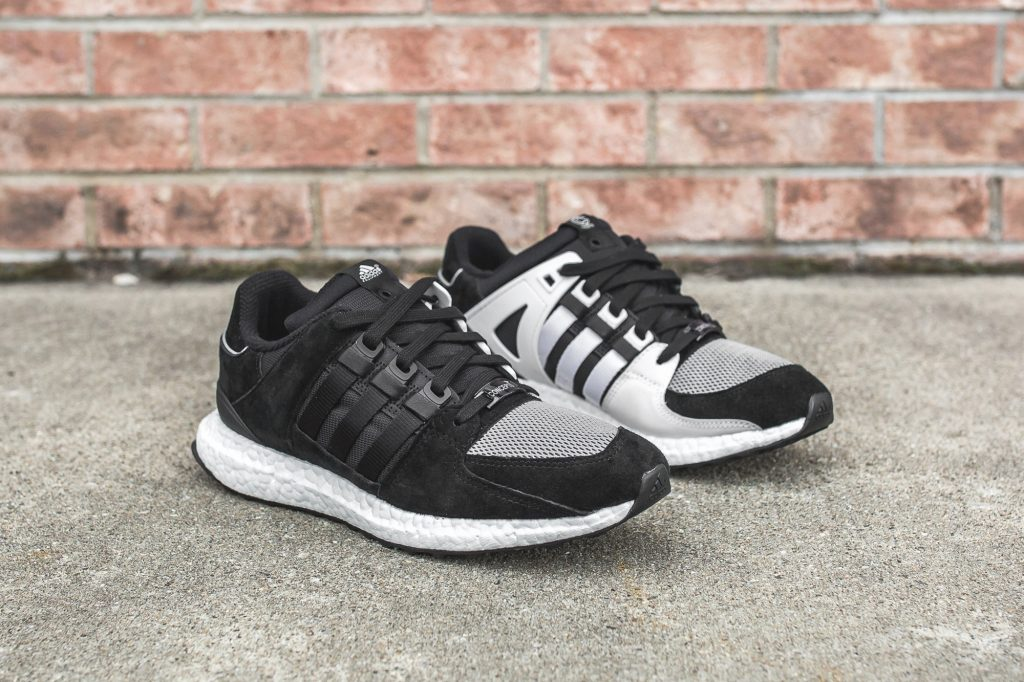 Adidas BY9532 Men EQT Support Ultra Running shoes white