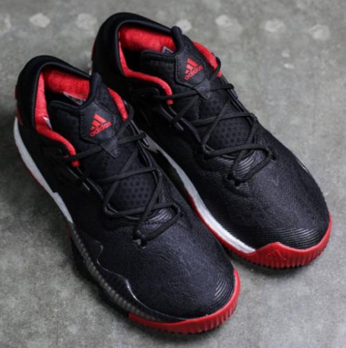Adidas Crazylight Impulsar 2016 Rojo Negro 8h4c3PZW