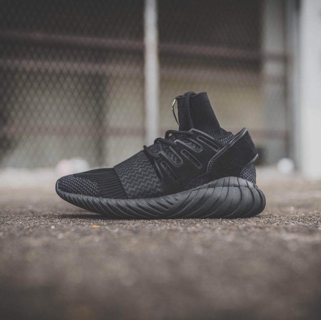 Men Black Originals Tubular Doom Shoes adidas US