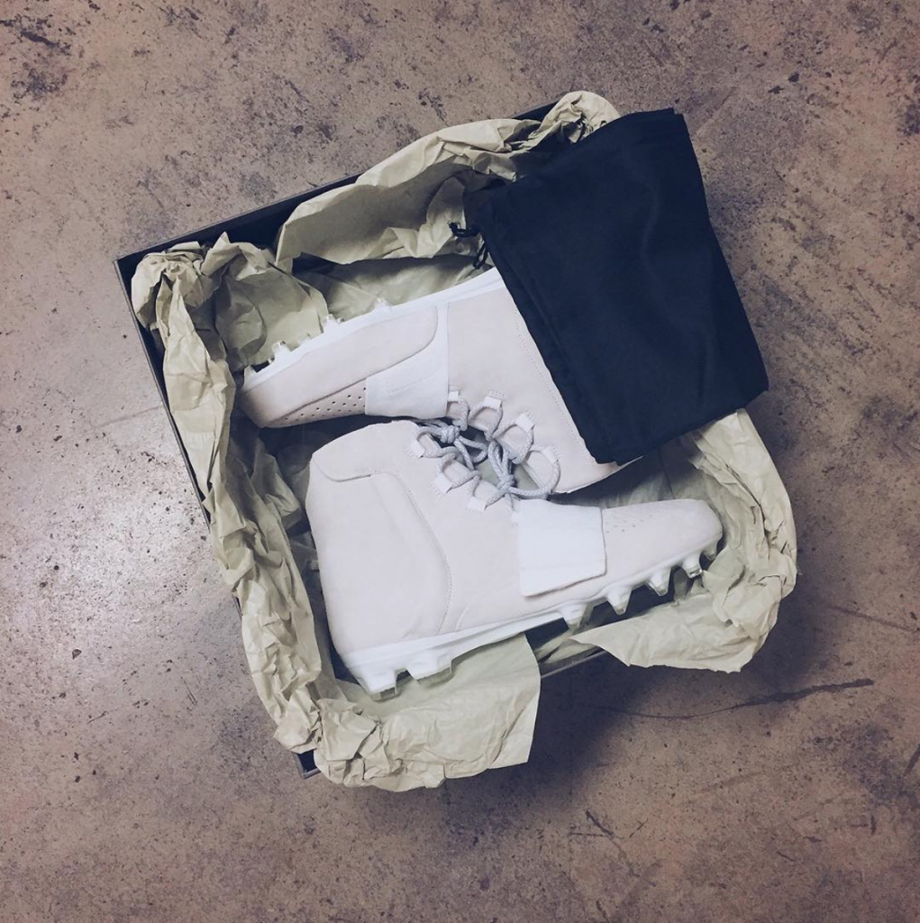 YEEZY 350 AND 750 CLEATS!!!