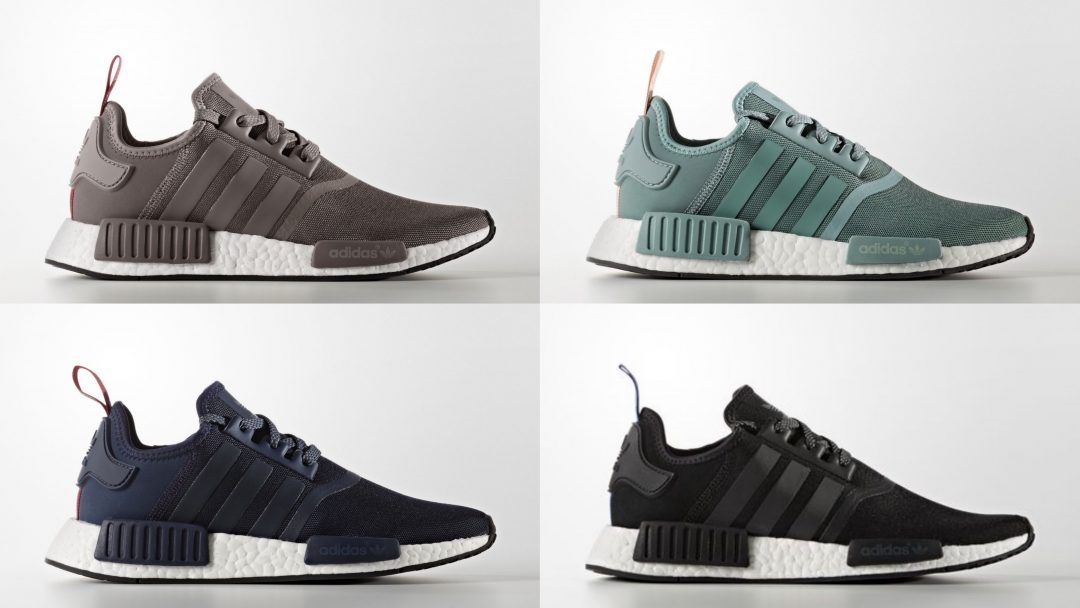 adidas nmd runner colorways