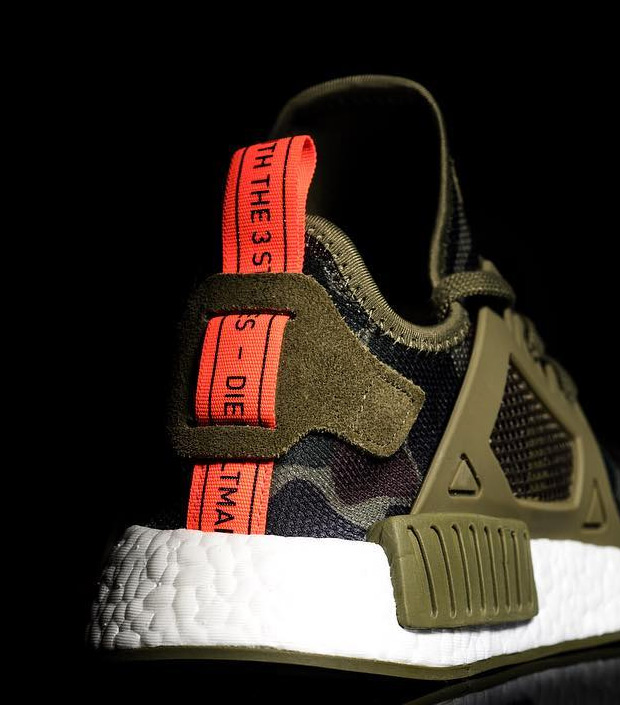 new product 380ef 9b4bf Duck Camo' Covers this adidas NMD XR1 Colorway - WearTesters