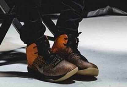 separation shoes 90f67 197d8 A New Air Jordan XXXI is Spotted on Russ's Feet; Broken ...