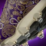 The Custom Paisley Cleat Cam Newton Warmed Up in Yesterday