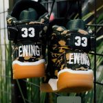 Ewing Uses Denim and Camo for its September Retro Collection
