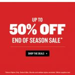 Deals: Finish Line End of Season Sale – Up to 50% Off