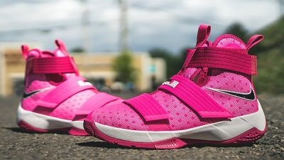 a1b36ca5e9f pink lebron 10 Sale