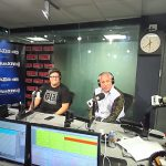 Gary Land and Mike Packer Stop By Sway In The Morning