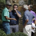 President Obama and UA CEO Kevin Plank Golfed Together