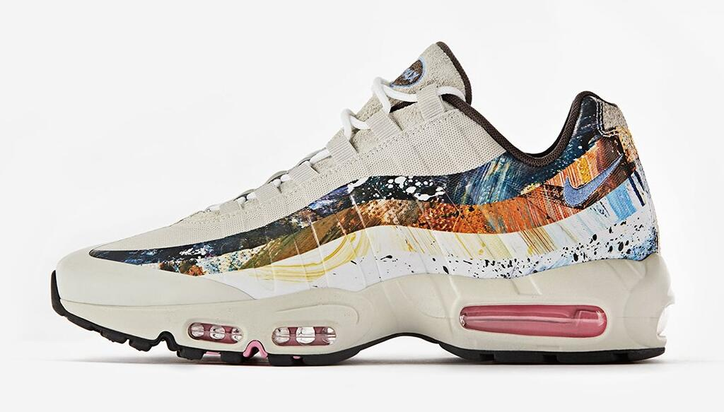 the latest d81e0 ded4a The Dave White x Size? x Nike Air Max 95 is Available Now ...