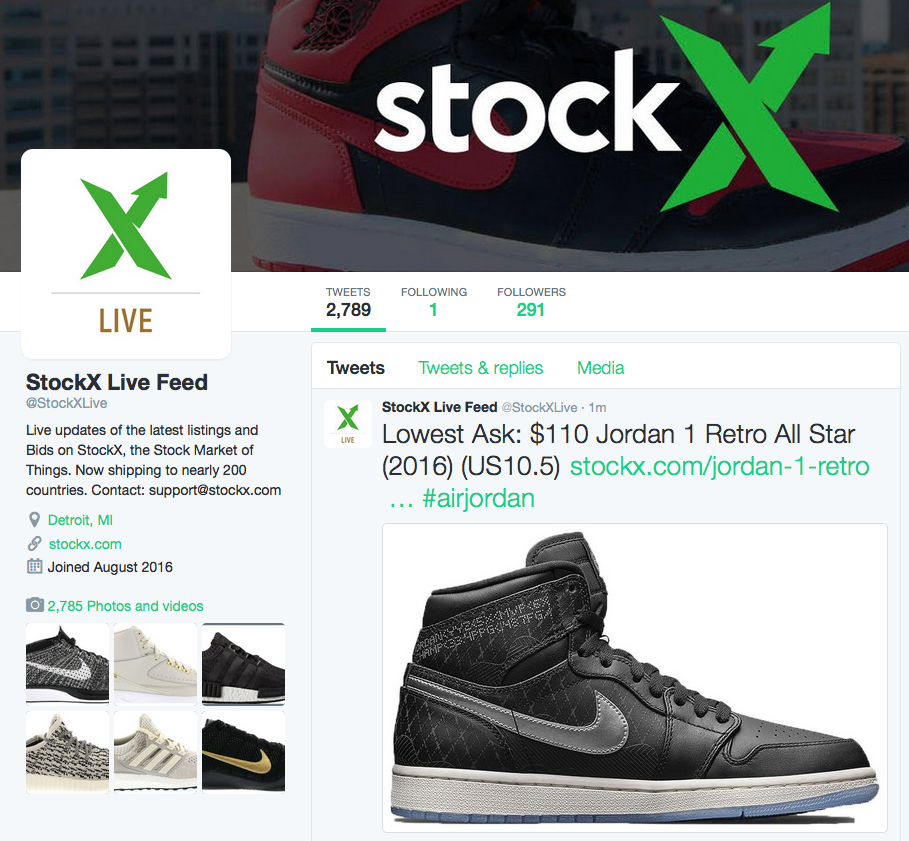 timeless design bd5a4 ebc0f If You Buy and Sell Kicks StockX Live Will Change Your Life ...