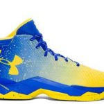 The Under Armour Curry 2.5 'Dub Nation Lights'