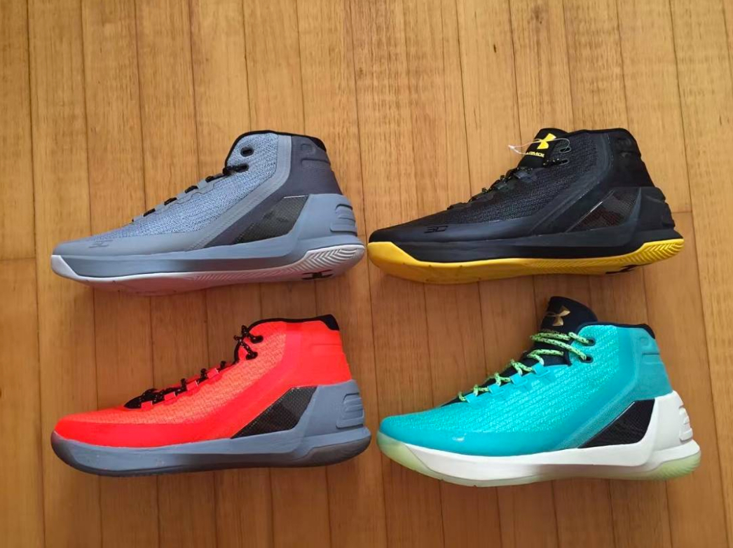 curry 3 under armour