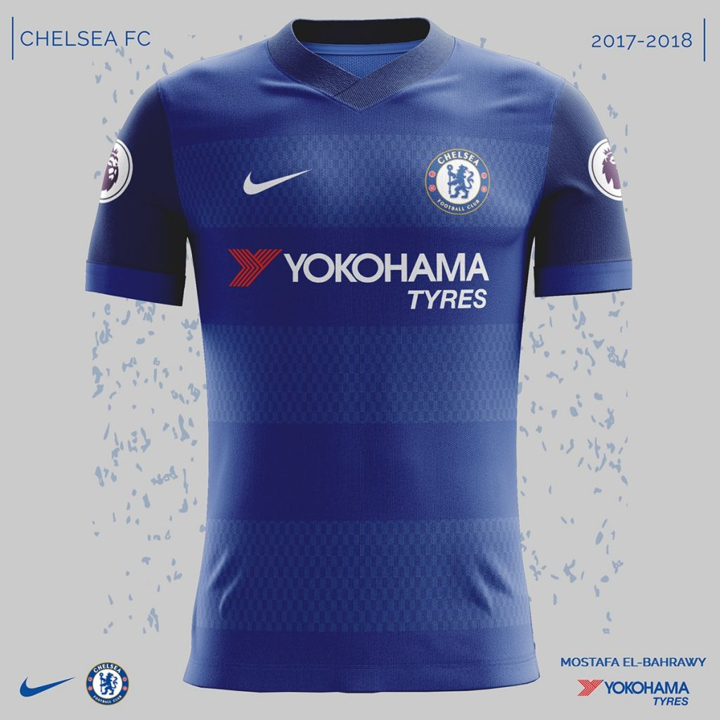 Новая форма Челси 2018 - фото