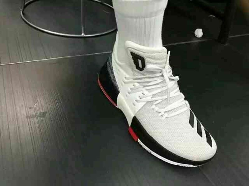 new product 5e72d 7dfef the upcoming adidas d lillard 3 on foot
