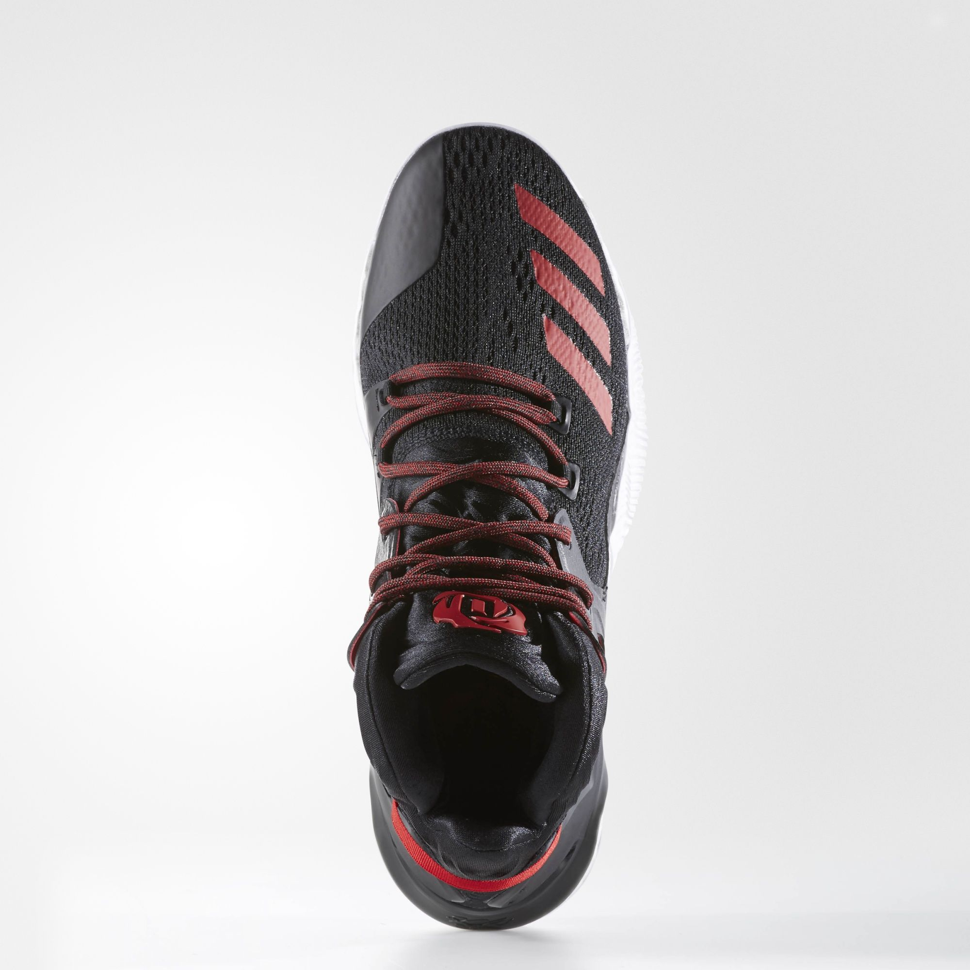 Adidas Rose 7 Black/Scarlet