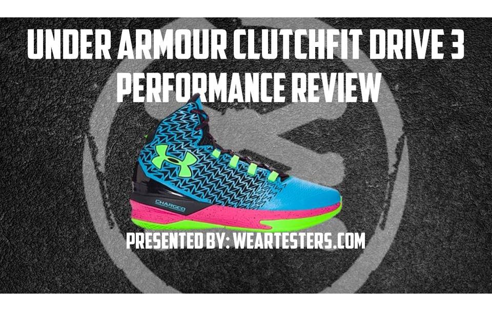 e3286b84b79c ... under armour clutchfit drive 3 performance review thumbnail. Oct1 Post  navigation ...