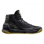 Under Armour Curry 3 Black/ Taxi | Available Now