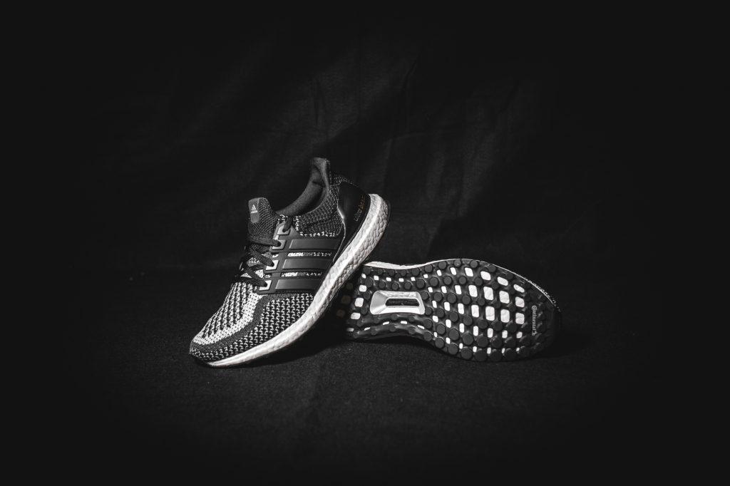 Adidas Ultra Boost 2,0 Svart Reflekterende