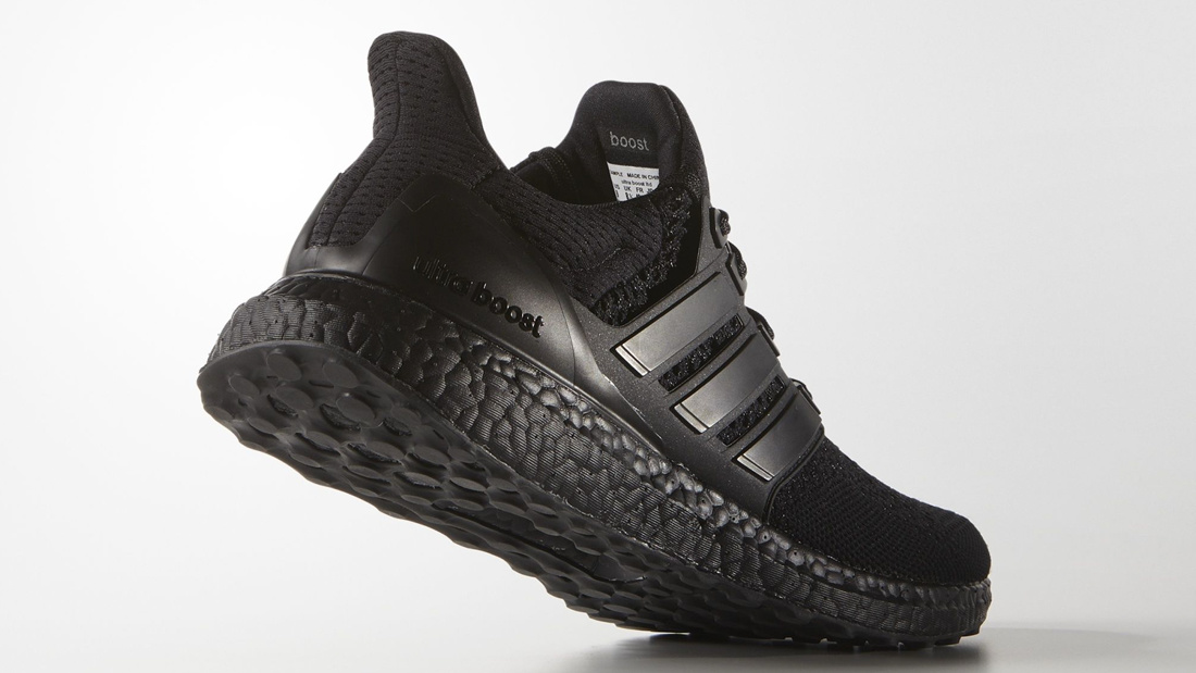 Adidas Ultra Boost Triple Black Is Coming Soon Weartesters