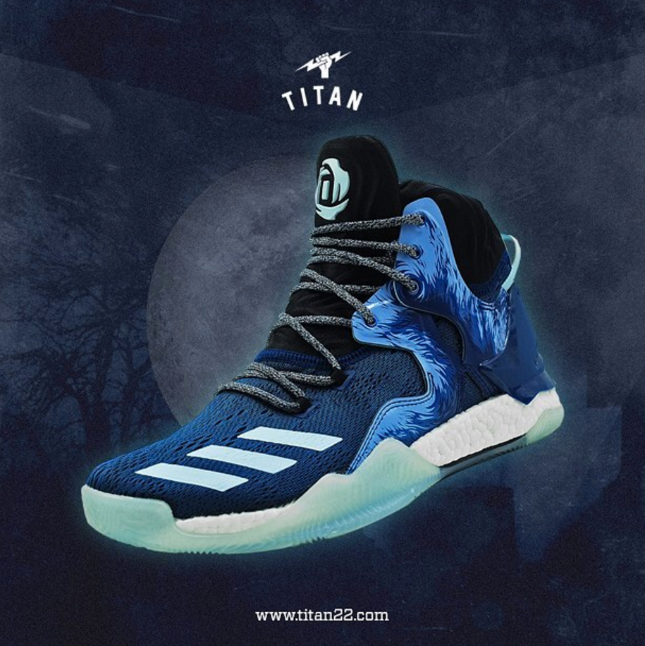 The Upcoming adidas D Rose 7 'Halloween' - WearTesters