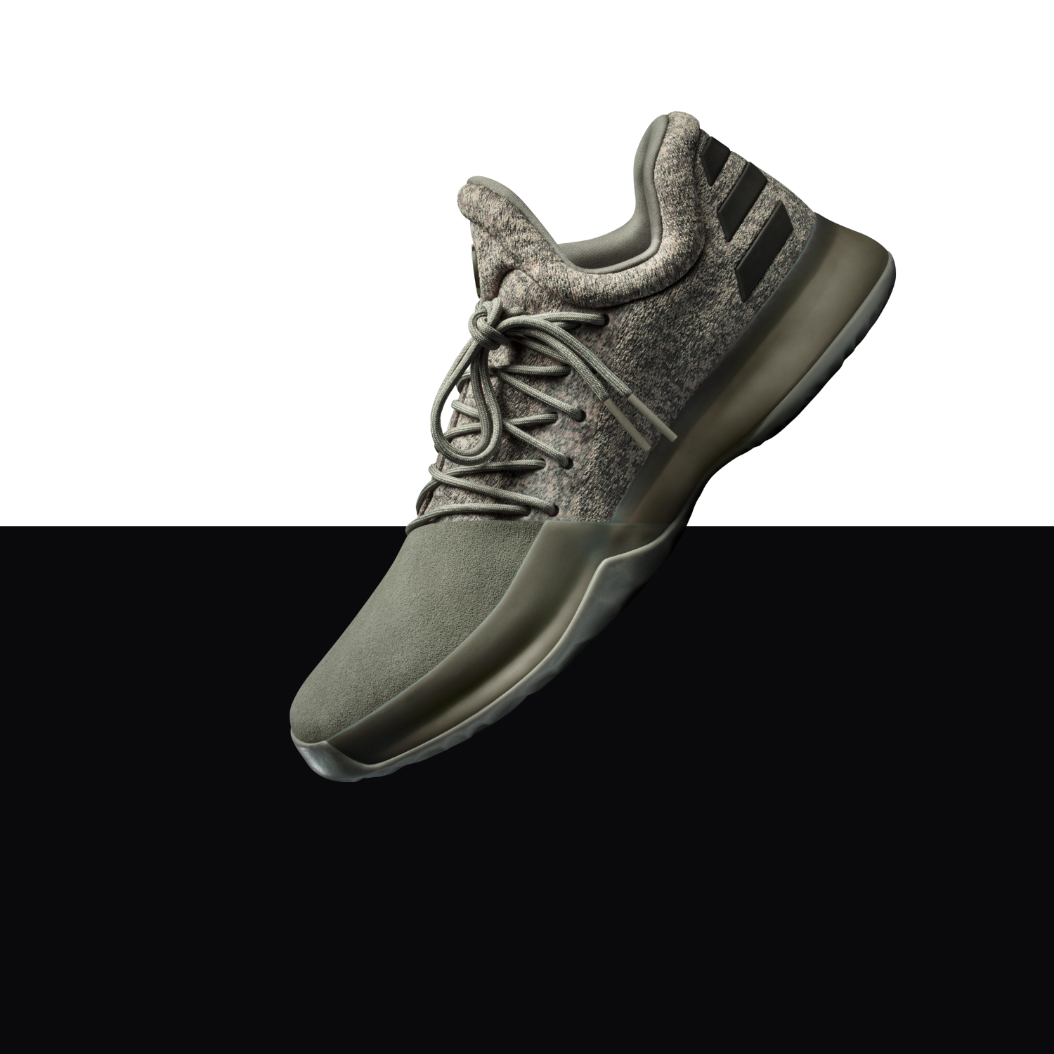 James Harden All Black Shoes