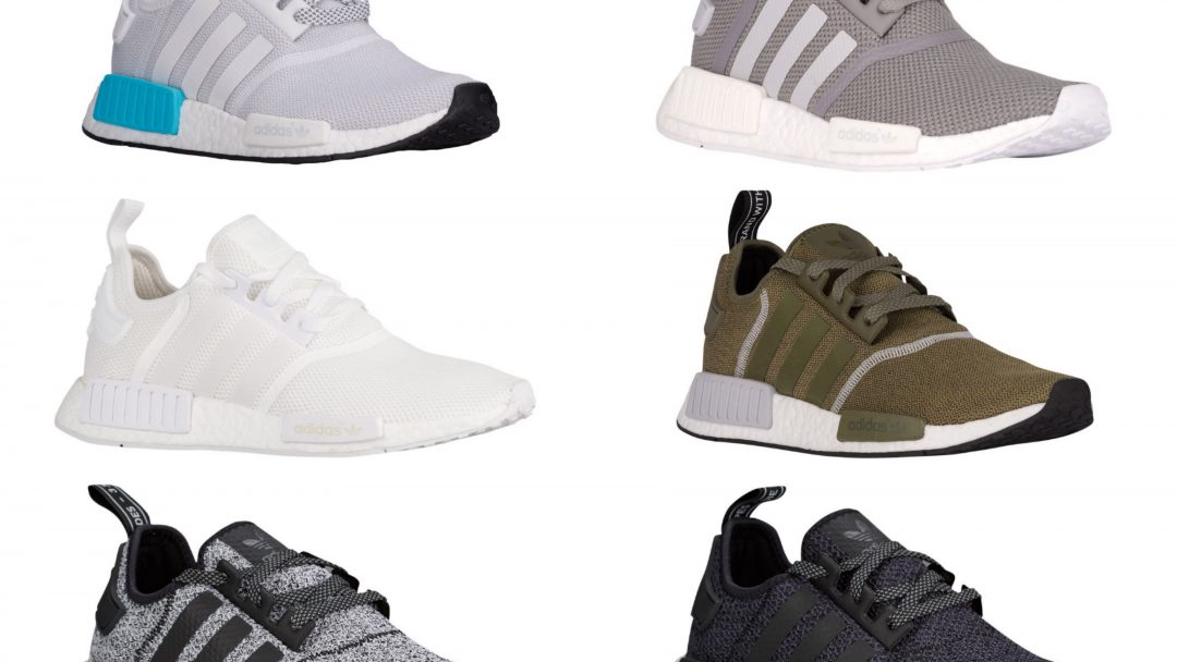 the adidas nmd r1 runner has dropped in multiple colorways