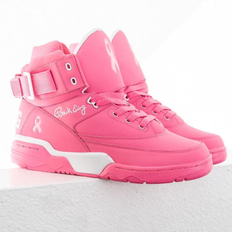 nbcf x ewing 33 hi pink ribbon breast cancer awareness month 2