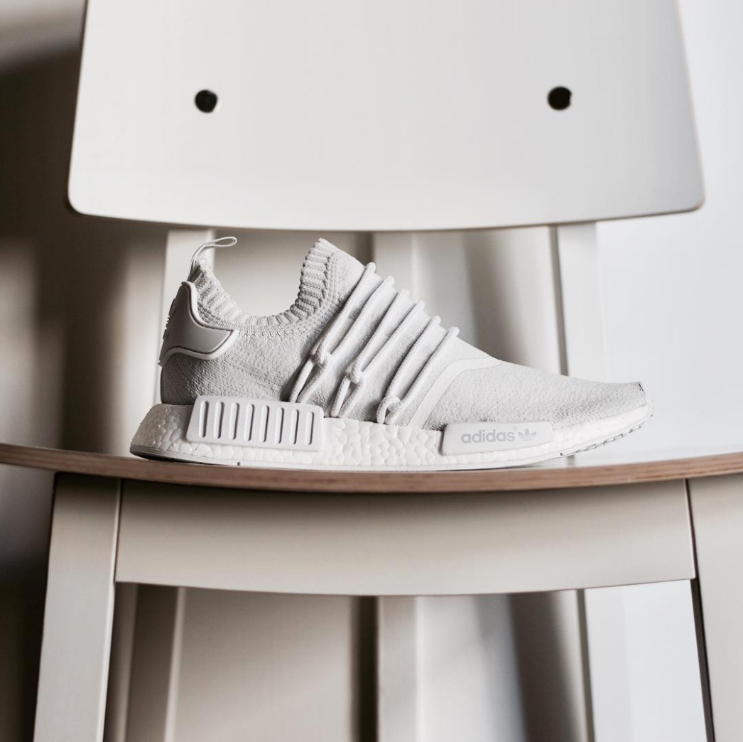 Embedded Cord Lacing Makes a Better adidas NMD R1