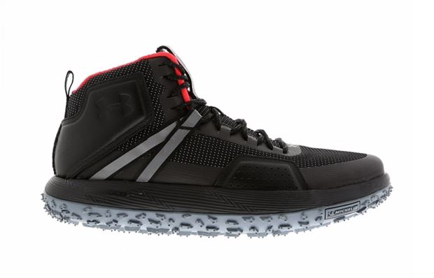 under armour fat tire mid black 1