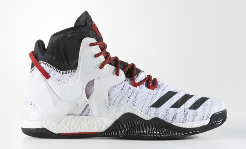 D Rose 7 Primeknit Black