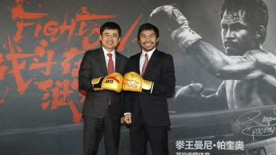 anta signs manny pacquiao